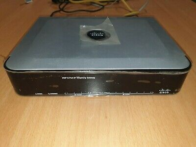 Cisco Viop 8 Port IP Telephony Gateway SPA8000