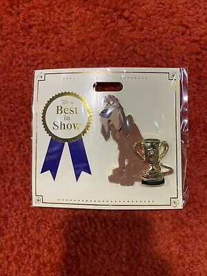 Disney D23 WDI MOG The Fox and the Hound Copper Best in Show Pin LE 300 In Hand