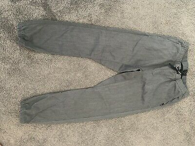 Boys Grey Quiksilver Pants Size 16