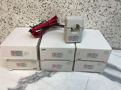 6 X Rayleigh Split Core Current Transformer - RI-CTS024-G 200A/5A CL 1