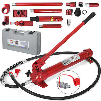 10 Ton Porta Power Hydraulic Jack Body Frame OUTSTANDING FEATURES ON SALE