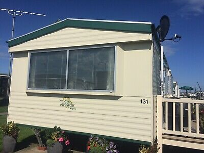 Static Caravan For Hire 3 Bedroom Owens Towyn North wales 7th-14th September