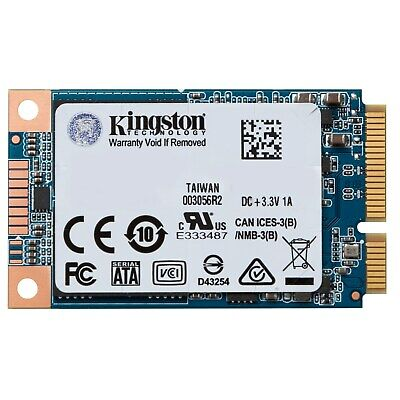 Kingston UV500 Msata 120GB SATA III Stato Solido Drive
