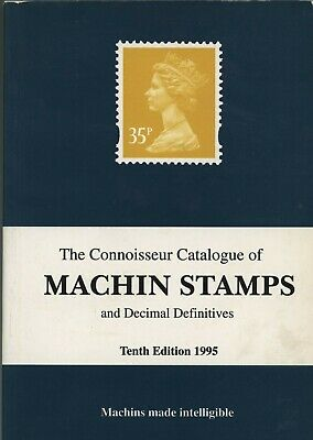 Connoisseur Catalogue of Machin Stamps and Decimal Definitives, 1995