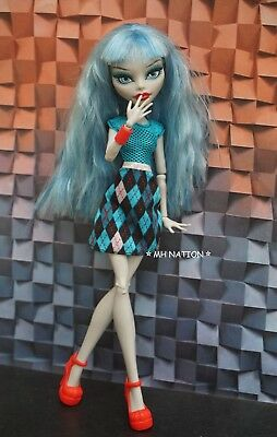 Monster High Frankie Stein's BASIC Outfit