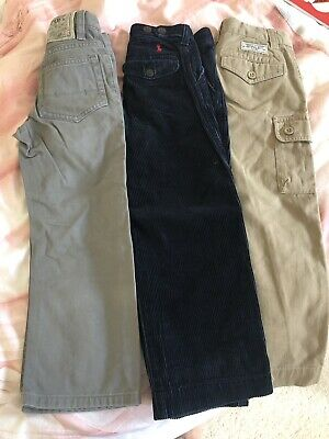 Ralph Lauren Bundle Jeans Trousers Chinos 4 Years