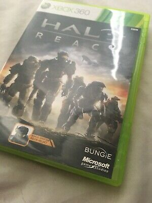 HALO: REACH (XBOX 360) DISC ONLY #WALL - $5 97 | PicClick