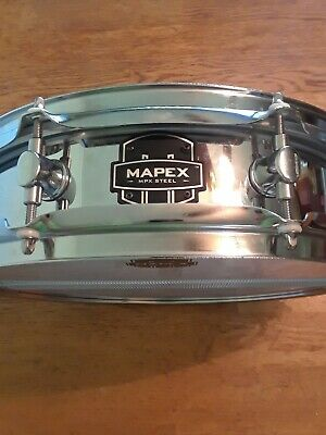 Mapex Steel Piccolo Snare Drum 13 x 3.5 in.
