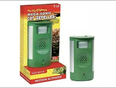 Big Cheese STV610 Cat Repeller Electronic 610