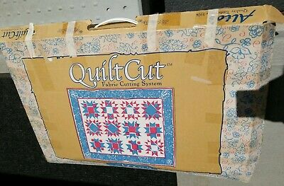 Altos Quilt Cut Fabric Cutting System with Box Complete