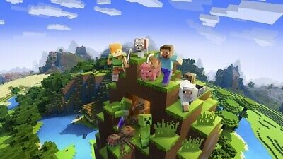 Minecraft Digital Download Code (Fast Email Delivery )(Microsoft Xbox One, 2017)