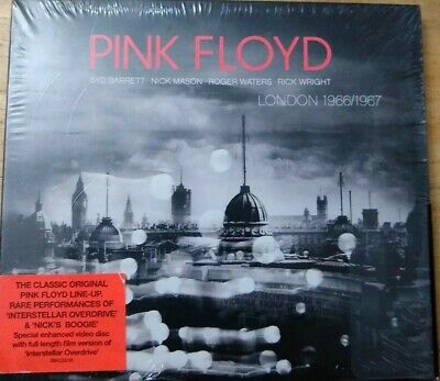 Pink Floyd - London 1966 - 67 - Pink Floyd CD BRAND NEW AND FACTORY SEALED
