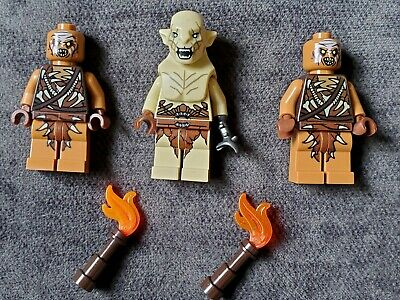 Lego Minifigure Legs The Hobbit and the Lord of the Rings Azog L7