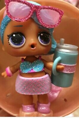 LOL Surprise Doll SPLASH QUEEN Bling Series ULTRA RARE SEALED Authentic