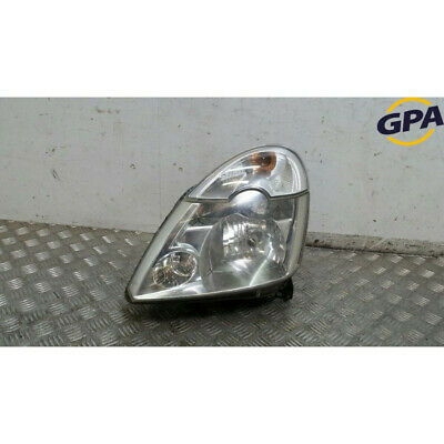 Phare gauche occasion réf.7701058174 RENAULT MODUS 101224279