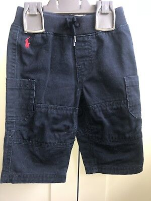 Baby Boys Ralph Lauren Trousers Age 6 Months