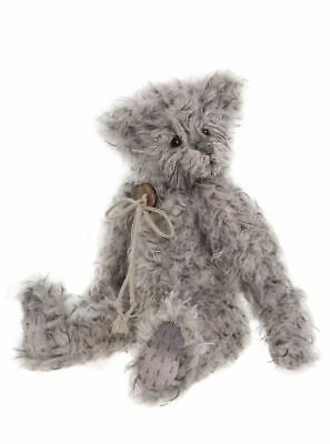 Charlie Bear Orson SJ5844 Number 91 of 250 Mohair 2018 Isabelle collection