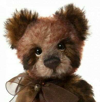 Charlie Bear Gadget SJ5355 Number 243 of 500  2015 Isabelle Mohair Collection