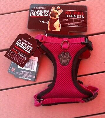 CANADA POOCH The Everything Harness. No Pull. Brand New. Pink. Size Small.