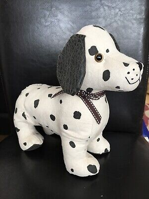 Dora Designs Doorstop Dog Puppy Dalmatian