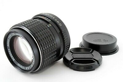 Asahi Opt. Pentax SMC Pentax-M 100mm f/2.8 Lens [excellent] #613 from Japan F/S