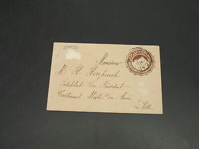 Egypt 1900s stationery cover *29926