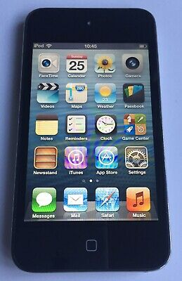 Apple iPod Touch 4th Generation 32GB - Black