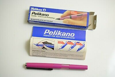 No.BB2 MINT ! VINTAGE PELIKAN SUPER PIRAT P25 FOUNTAIN PEN MADE IN W.GERMANY