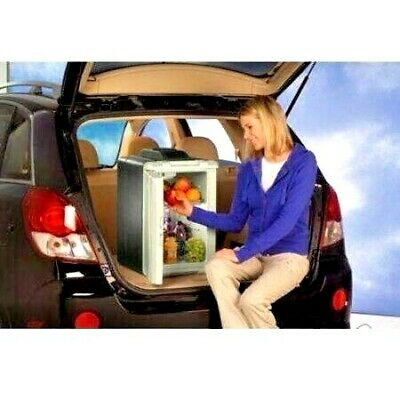 Cooler Car Travel Refrigerator Fridge Coleman Portable Iceless Electric 12v New