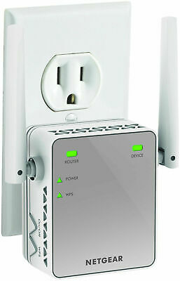 NETGEAR WiFi Range Extender EX2700 Coverage up to 600 sq.ft. and 10 devices