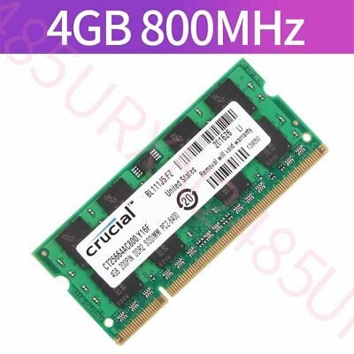 8GB 2x 4GB DDR2 PC2-6400 800MHz 200 pin SODIMM Laptop Memory RAM for HP Pavilion Notebook dv6 dv6t dv6z PARTS-QUICK BRAND