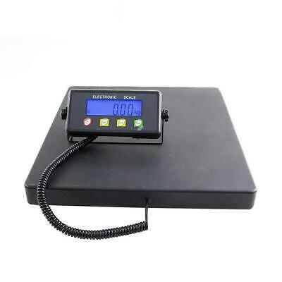 DIGITAL SHIPPING POSTAL PARCEL SCALE 660 LBS x 0.02lb Large Platform 15.7x15.7in