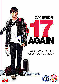 17 Again (DVD, 2009) freepost in very good condition