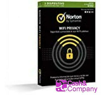 Norton WiFi Privacy 2018 | 1 Dispositivo | 1 año | PC | Descarga #6380