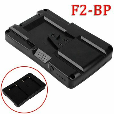 F2-BP V-Lock V Mount Battery Convertor Adapter Plate For Sony NP-F970 F550 F750