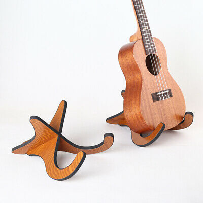 Wooden Wall Hanger Holder Stand Rack Hook For Violin Banjo Ukulele YAD