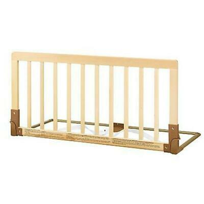 Babydan Wooden Bed Guard (Natural)