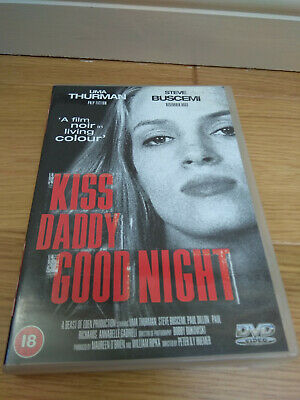 Kiss Daddy Goodnight DVD