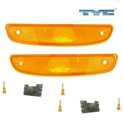 2 Clignotants Avant Orange + Vis Renault Twingo 1  03/1993 Au 08/1998