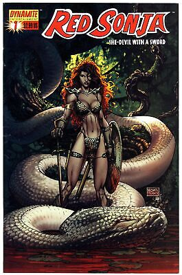 Red Sonja (2005) #1 NM- 9.2