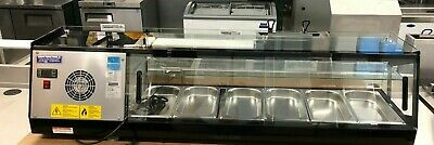 "Omcan  44394  (RS-CN-0084)  -  Sushi Display Case, 58"" W, 120v"