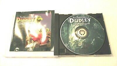 The Adventures of Dudley The Dragon by Tanglewood CD Soundtrack (dd)
