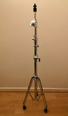Vintage Double Braced Professional Heavy Duty Cymbal Boom Stand by Cannon Japan