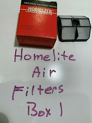 HOMELITE CHAINSAW AIR FILTER 04938 UP04533 511708001 PS33