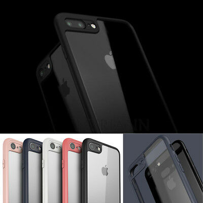 THINNEST Crystal Clear Bumper TPU Ultra Soft Case Cover For iPhone 8 X XR XS Mxs