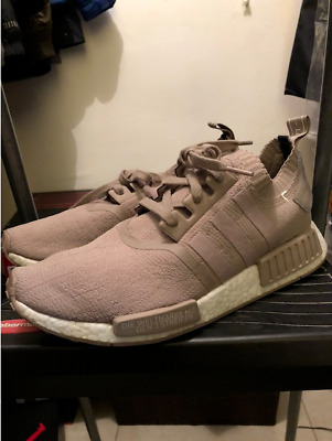 Details about adidas NMD R1 French Beige 8.5 S81848