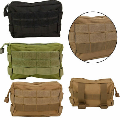 Outdoor Tactical Molle Pouch EDC Multi-purpose Belt Phone Waist Pack Bag Pocket