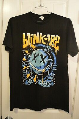 Official blink 182 big smile unisexe t-shirt enema of the state dude ranch NEIGHB