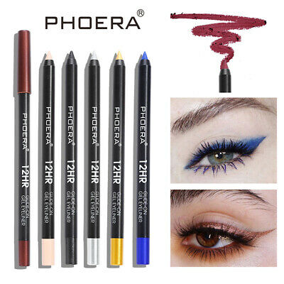 Smudge-proof Waterproof Matte Eyeliner Pencil Cosmetic Eye Makeup Charming