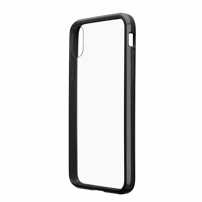 Full Hard Cover Transparent Acrylic Protective Case For Iphone X/XsP